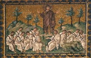 Sant'Apollinare Nuovo, Ravenna, Italy. (click image for source)