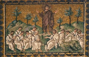 Sant'Apollinare Nuovo, Ravenna, Italy. (click image for source)