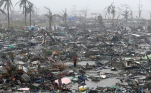 The Philippines after Typhoon Haiyan (click for image source)